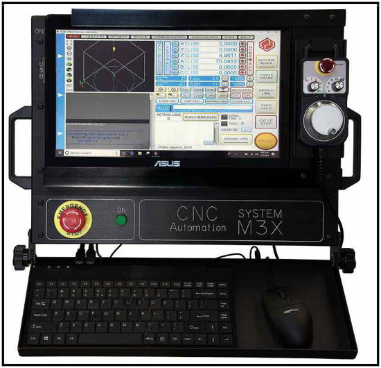 Picture of System M3X Control